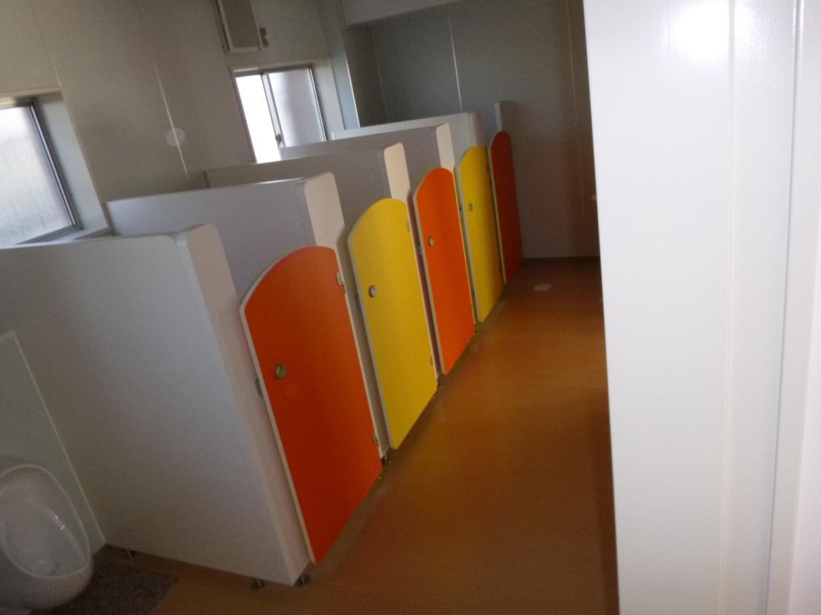 緑保育園耐震補強及びトイレ等改修工事