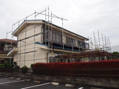 M邸 外壁補修工事